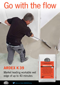 ARDEX K39 Guide