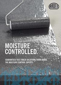 Moisture Control Brochure