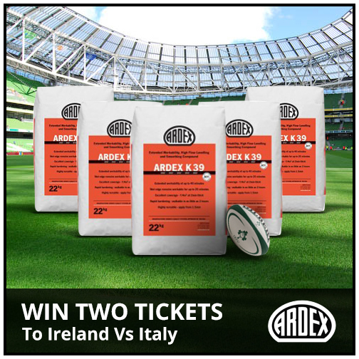 Win Two Tickets Six Nations