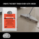 Create the Best Finish Ever with ARDEX