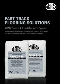 Fast Track Flooring Solutions Brochure