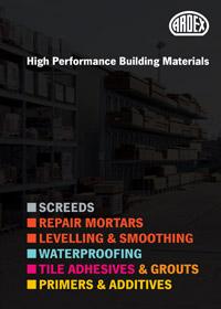 Ardex Builder Merchant Brochure