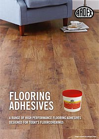 Ardex Adhesives Brochure Ireland 2016
