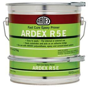ARDEX R 5 E | Fast Cure Epoxy Primer | Solvent Free Epoxy