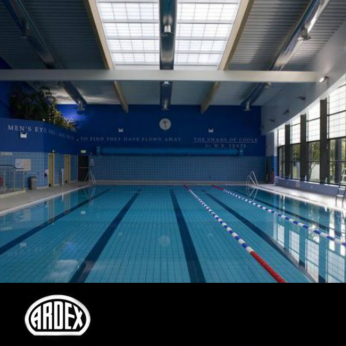 Thurles Swimming Pool Ardex Ireland