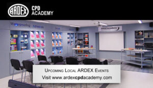 Upcoming Local Ardex Events
