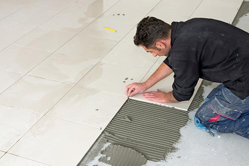 Installing Large Format Tiles   Installing Tiles   Ardex Tiles