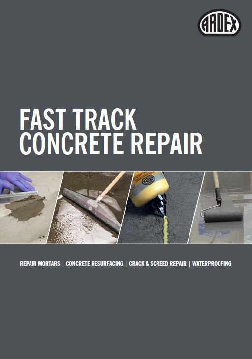Ardex Fast Track Concrete