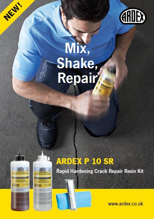 Ardex P 10 SR Flyer
